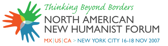 Think Beyond Borders: North America New Humanist Forum